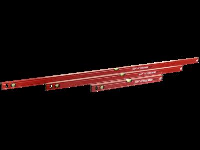 Milwaukee Vaterpas-sæt Redstick Slim 60+120+200 cm, 3stk