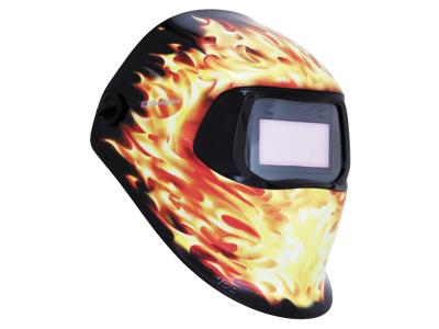 3M Speedglas 100V 'Blaze' svejseskærm m/grafik