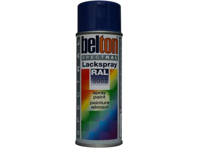 Belton spray 324 ultmariblå RAL5002