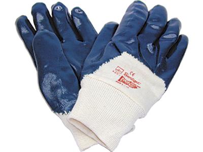 HANDSKE BLUE GRIP med R.800-9CE