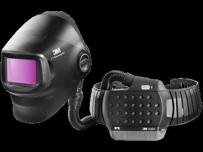 3M Speedglas G5-01 svejseskærm m/G5-01VC kss. & Adflo