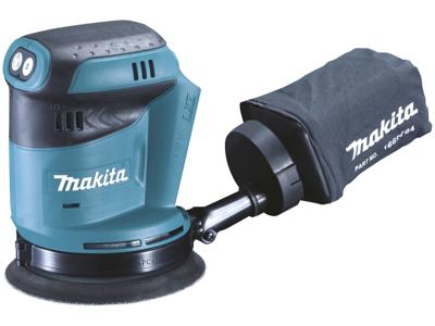 Makita Excentersliber 125mm 18V solo DBO180Z