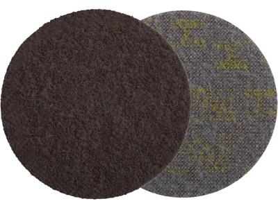 Scotch-Brite rondel grå ø125