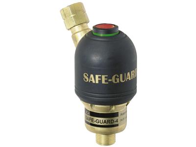 AGA Safe-Guard-4 oxygen