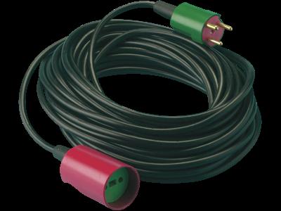 Kabelsæt neopren.3×1,5 kvt 25 m