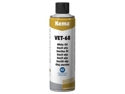 Kema steril olie VET-68 spray 500ml