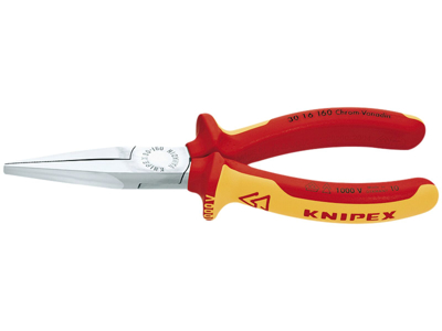 Knipex Spidstang VDE 30 16 160 mm
