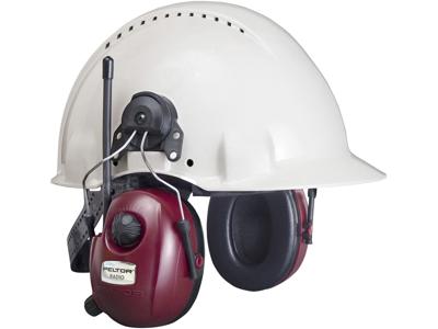 Høreværn stereo t/hjelm CE