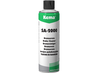 Kema bremserens SA-2000 spray 600ml