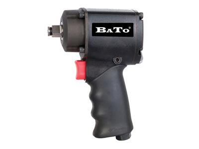 "Bato Pneum. slagnøgle komposit stubby 1/2"" 4kt 1300Nm"