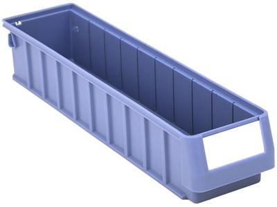 Reolkasse RK5109, blå 500×117×90