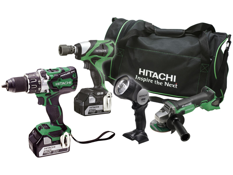 Hitachi / Hikoki DS18, WR18, G18, UB18, sportstaske