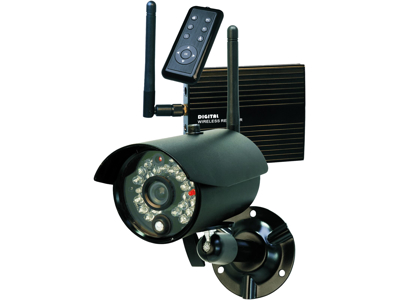 ELRO trådløs kamera m/optag C960DVR