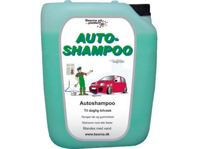 Autoshampoo u/voks 10 L