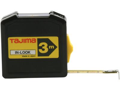 Tajima Inlock målebånd m/topaflæsn.3m