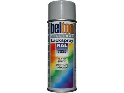 Belton spray 324 lysgrå RAL7035