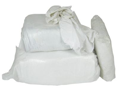 Hvide allroundklude,25 kg (43)