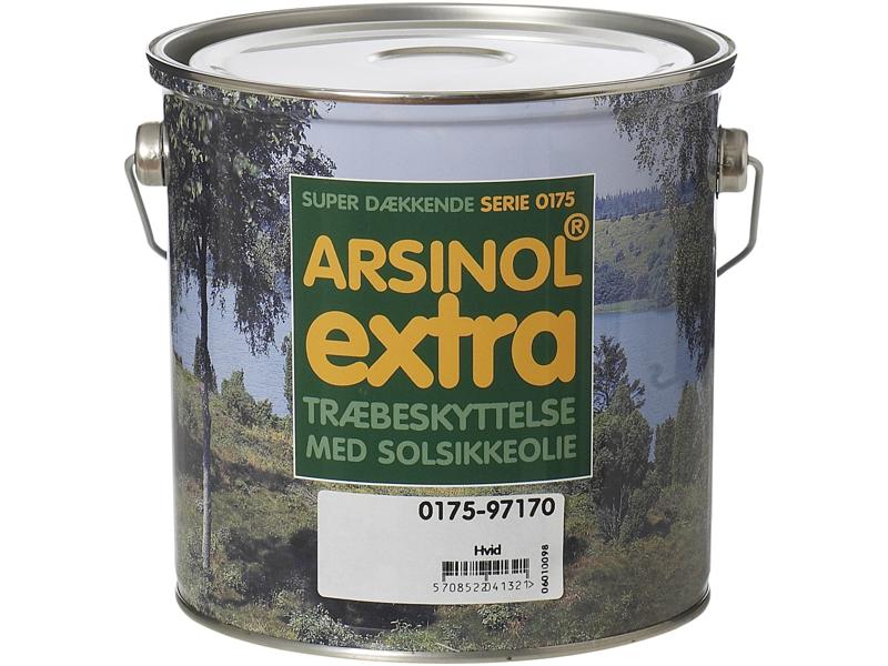 Træbeskyttelse og -olie