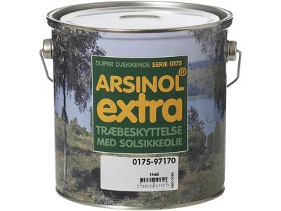 Arsinol extra svenskrød 2,5 ltr