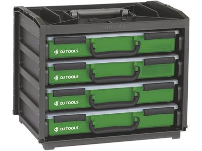 Raaco DJ TOOLS handybox 55×4