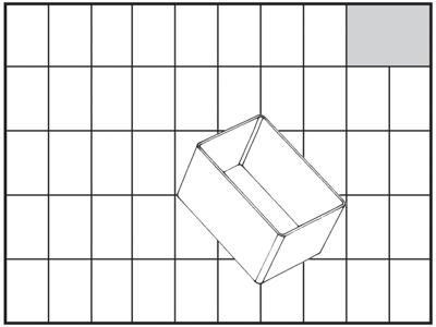 Indsats 80 BA8-1 69×55×79 klar