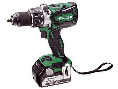 Hitachi Boreskruemaskine. DS 18DBL2 2×5Ah kulf
