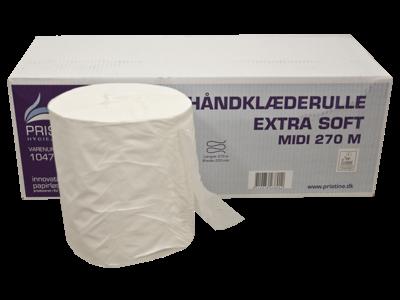 Håndklæderl. 1L 270m Ex.soft krt/6