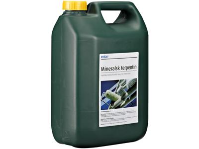 Polar mineralsk terpentin 5 Liter
