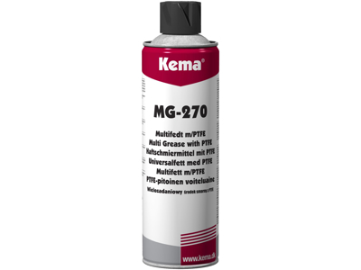 Kema multifedt m/PTFE MG-270 500ml