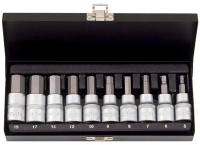 "Bato Stifttopsæt 1/2""firk.5-19mm B-S1162"