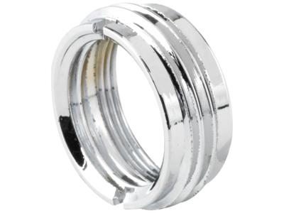 """Gev.ring m.3/4""""udv.&1/2""""inv.RG+M22"""