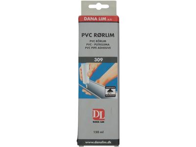 PVC rørlim 309 150ml