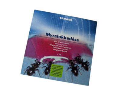 MYRELOKKEDÅSE 1X4 STK.