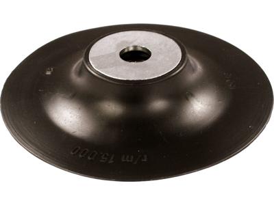 Gummiskive M 14 125 mm