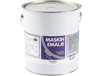 Esbjerg paint Maskinemalje Stoneleigh grey 5 ltr