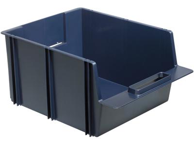 Raaco Reolkasse 8-2000 186×280×375 blå