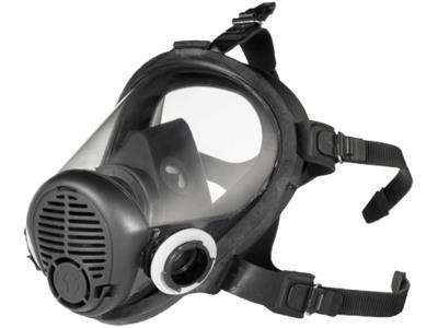Optifit helmaske EPDM Twin-filtre
