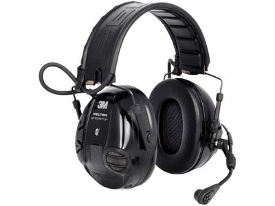 Høreværn m/bluetooth+mikr.