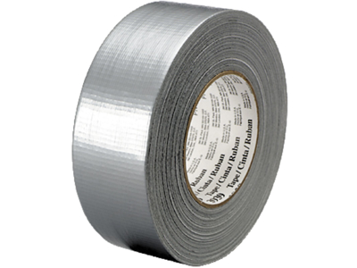 3M Vinyltape 3903I sort 50mm×50m