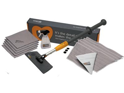 Easy Shine kit t/vinduer 605 mm grå