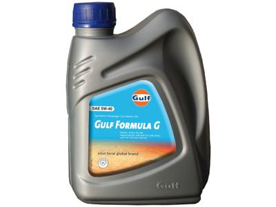 Gulf Formula G 5W-40 1 ltr.