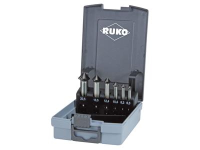 Ruko Forsænkersæt UltimateCut RUnaTEC 6,3-20,5mm