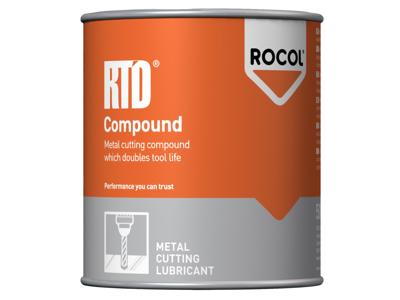 Rocol RTD Compound skærepasta 500g