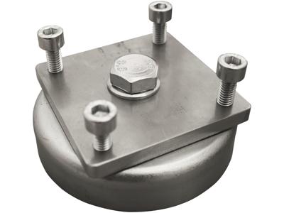 Diesella magnetbeslag ø80mm t/maskinlys 45mm