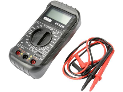 DT9230 Digital Multimeter