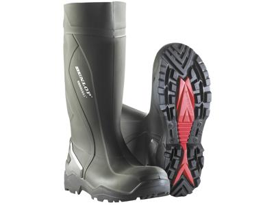 Dunlop Sikkerheds gummistøvle 762933