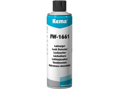 Kema lækagesøgespray FW-1661 500ml