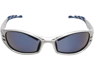 Fuel sikkerhedsbrille grå/blå