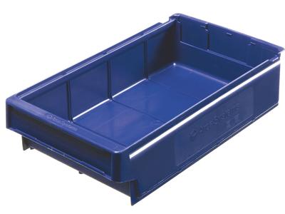 9000 lagerkasse blå 7,1 L 400 mm
