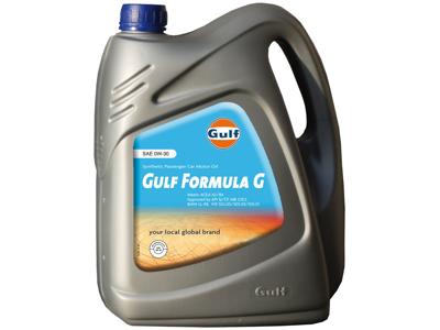 Gulf Formula G 0W-30 4 ltr.